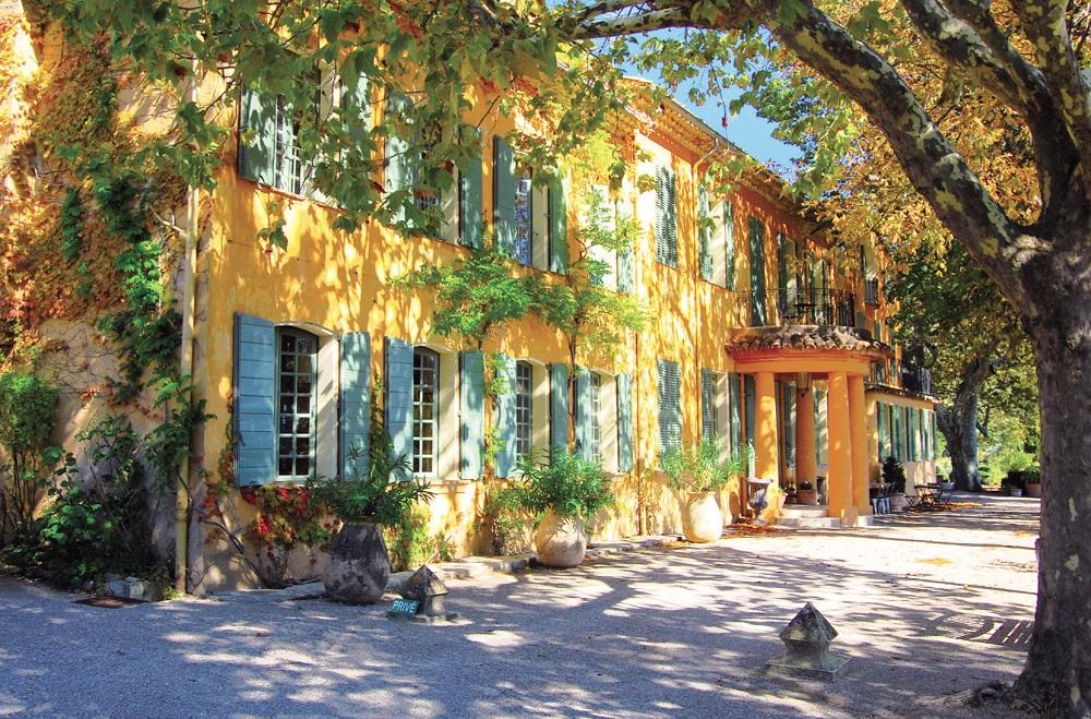 Domaine de la Baume/Tourtour/France/圖爾圖/法國/絕美渡假莊園