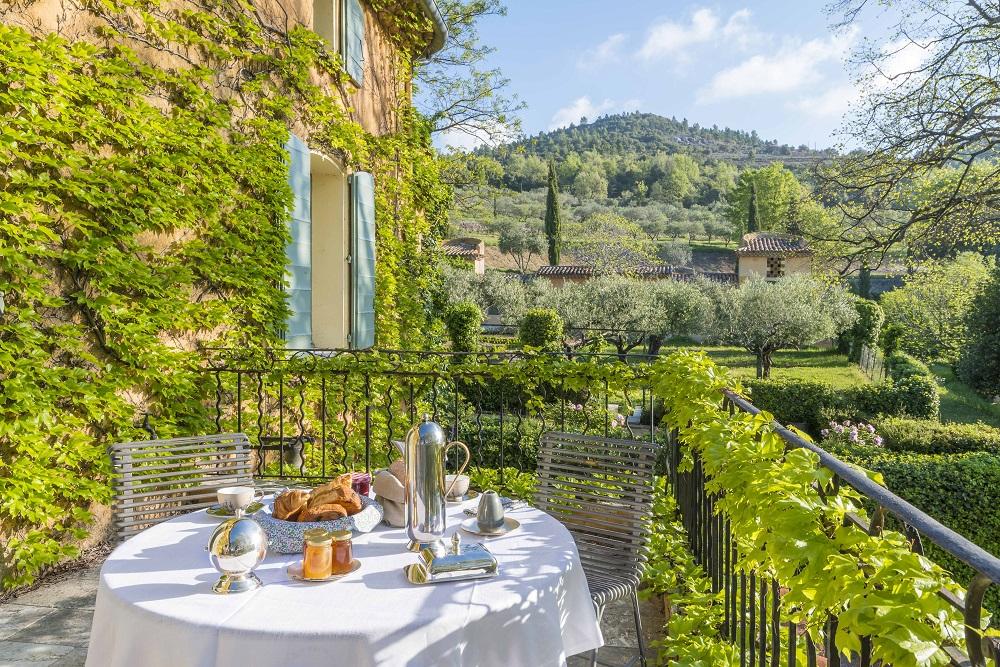 Domaine de la Baume/圖爾圖/法國/絕美渡假莊園/餐點