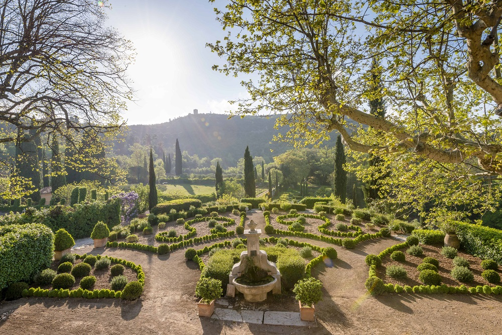 Domaine de la Baume/圖爾圖/法國/絕美渡假莊園/大自然