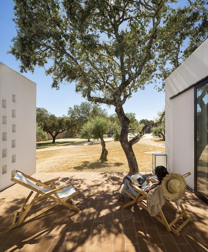 Ecorkhotel - Évora Suites & SPA/葡萄牙/日光浴/綠色酒店/軟木橡樹