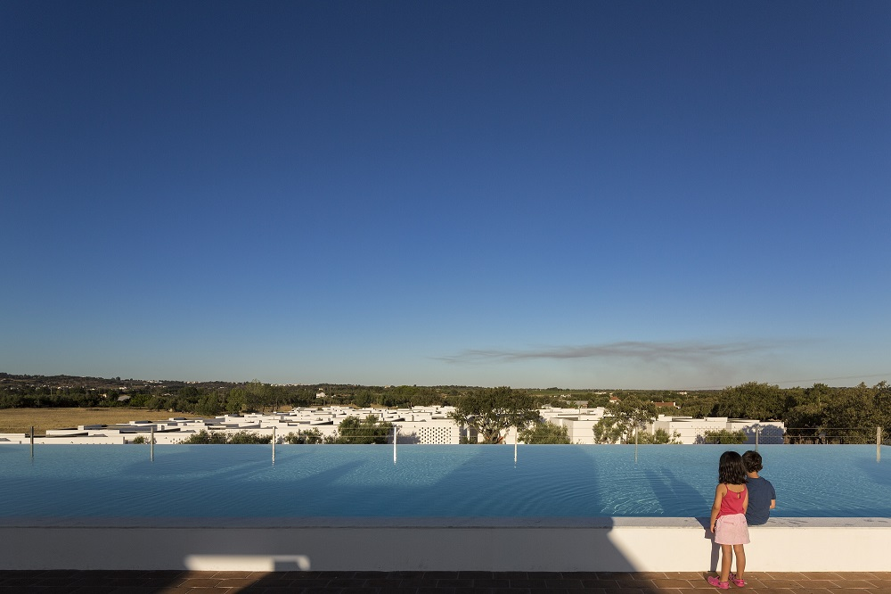 Ecorkhotel - Évora Suites & SPA/葡萄牙/室外游泳池/水療 SPA