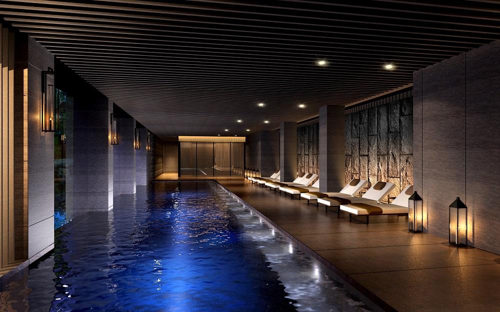 The Ritz-Carlton京都/鴨川/日本/SPA/遊泳池