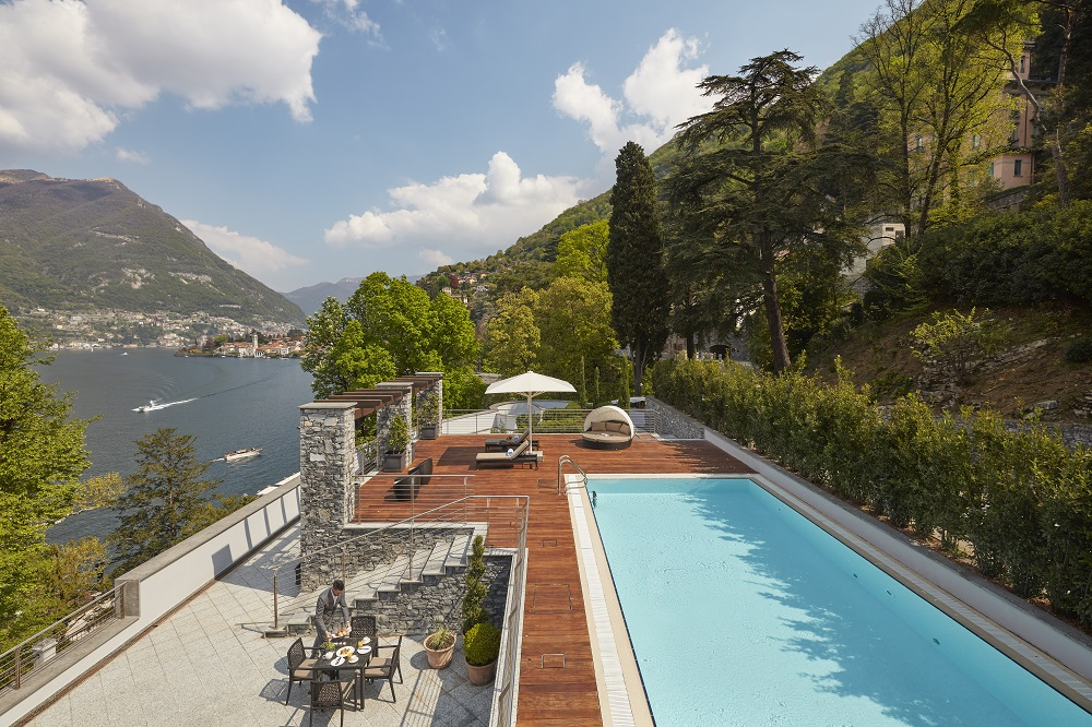 Mandarin Oriental, Lago di Como/義大利/科莫/遊泳池