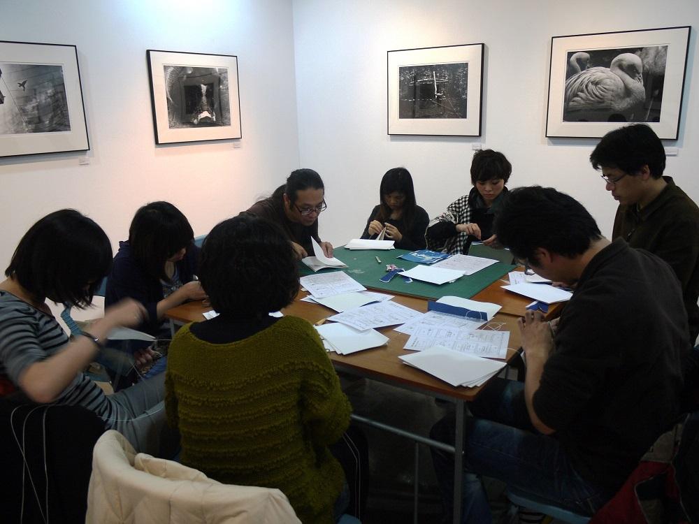 海馬迴光畫館/台南/攝影/氰版印相