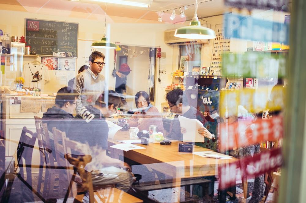 198 ギャラリー CAFE/台北/萬華/底片相機/攝影交流