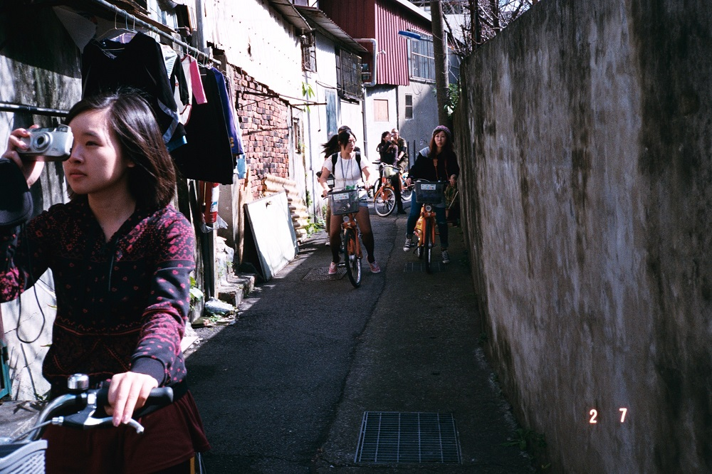 198 ギャラリー CAFE/萬華/拍照/攝影/Ubike