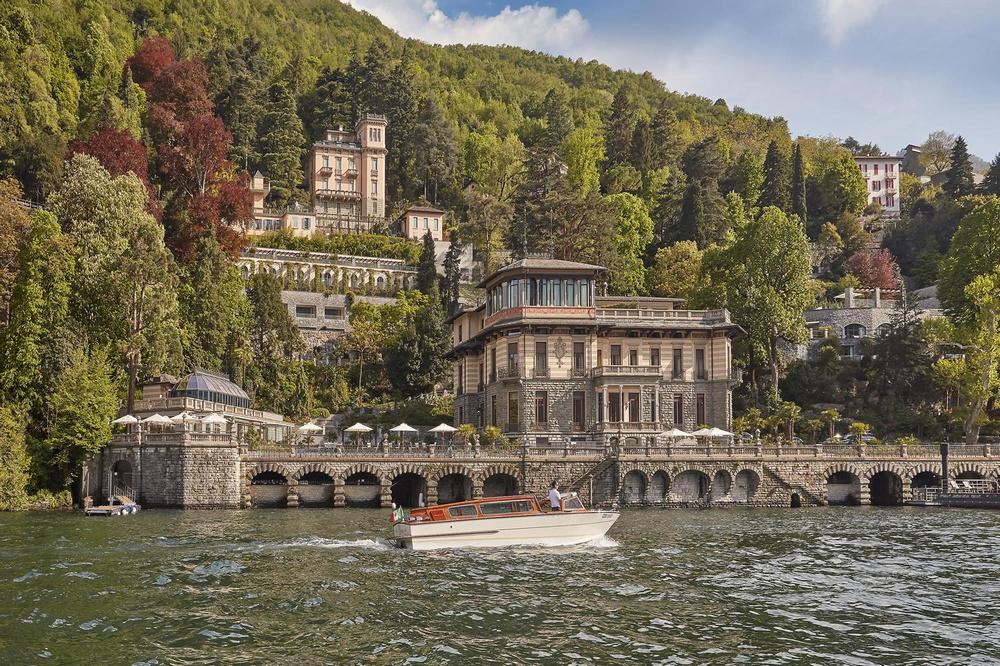 Mandarin Oriental, Lago di Como/科莫湖/義大利/旅遊/文華東方