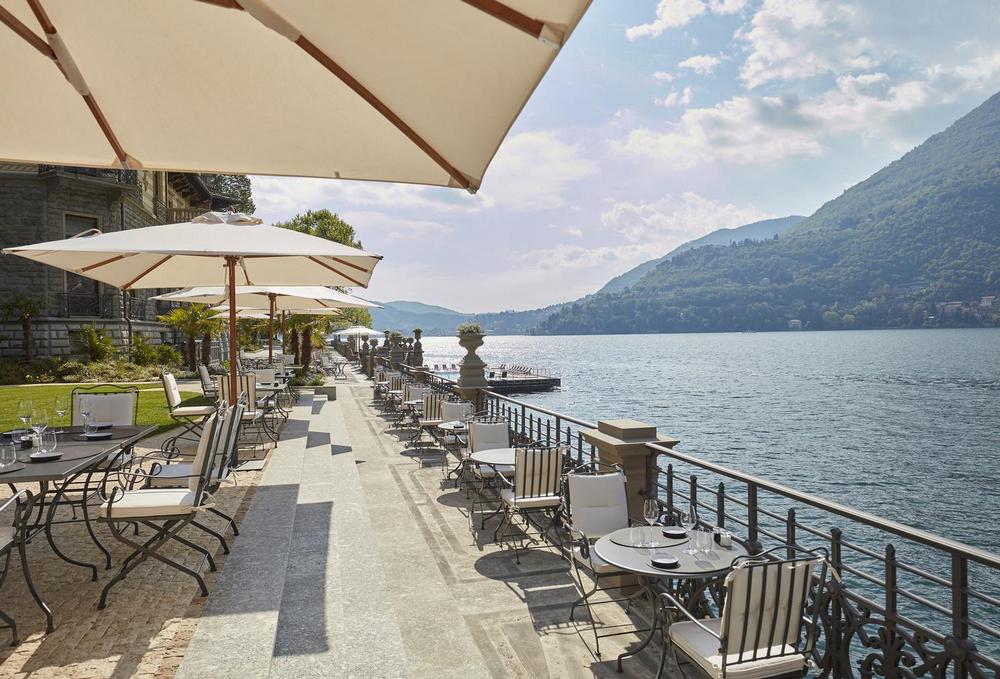 Mandarin Oriental, Lago di Como/科莫湖/義大利/旅遊/文華東方/湖
