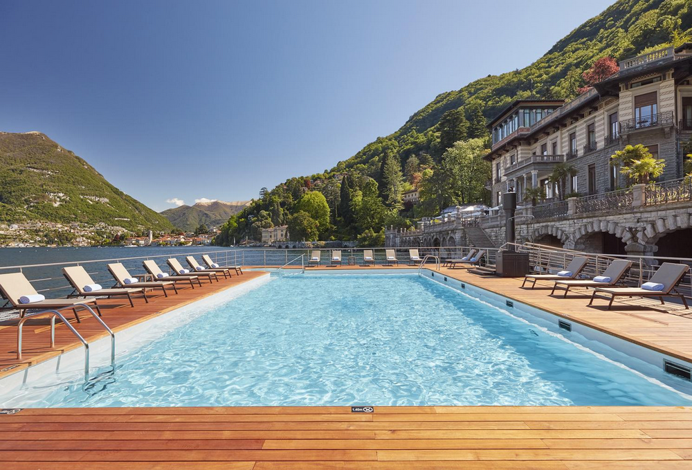 Mandarin Oriental, Lago di Como/科莫湖/義大利/旅遊/文華東方/游