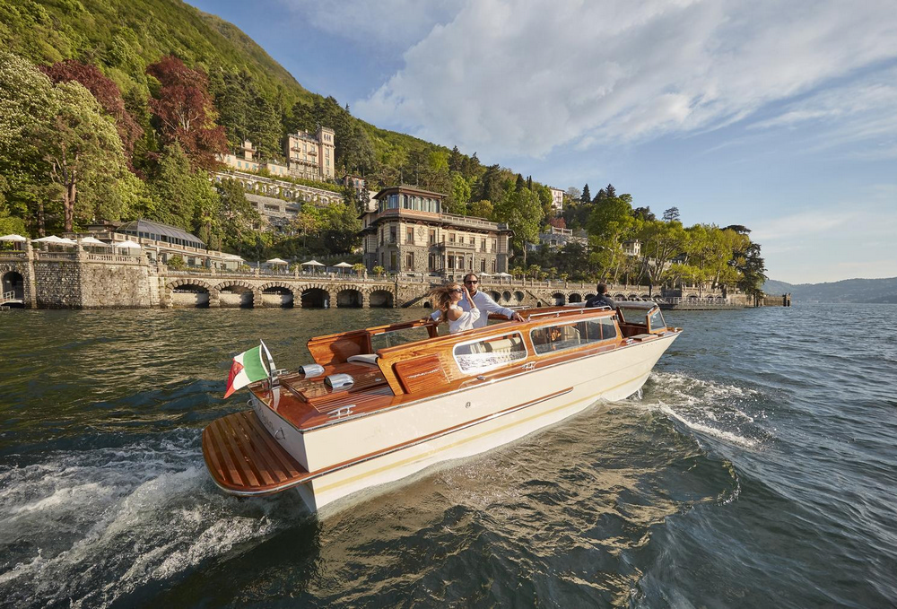 Mandarin Oriental, Lago di Como/科莫湖/義大利/旅遊/文華東方/遊