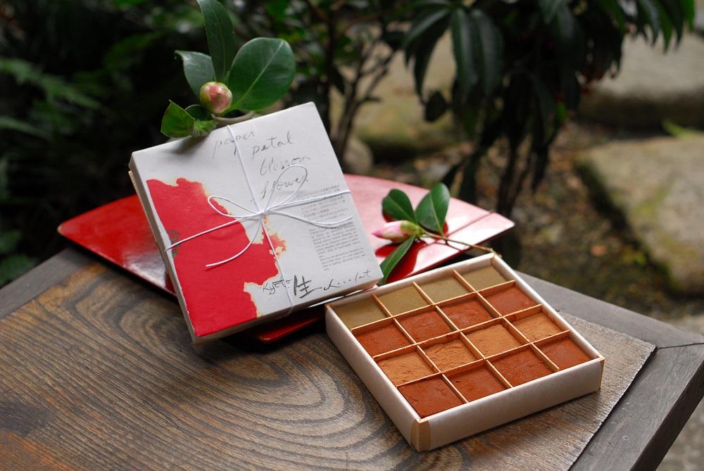 京菓子12月曆/京都/甜點推薦/和菓子/必買伴手禮/Kyoto 生 chocolat