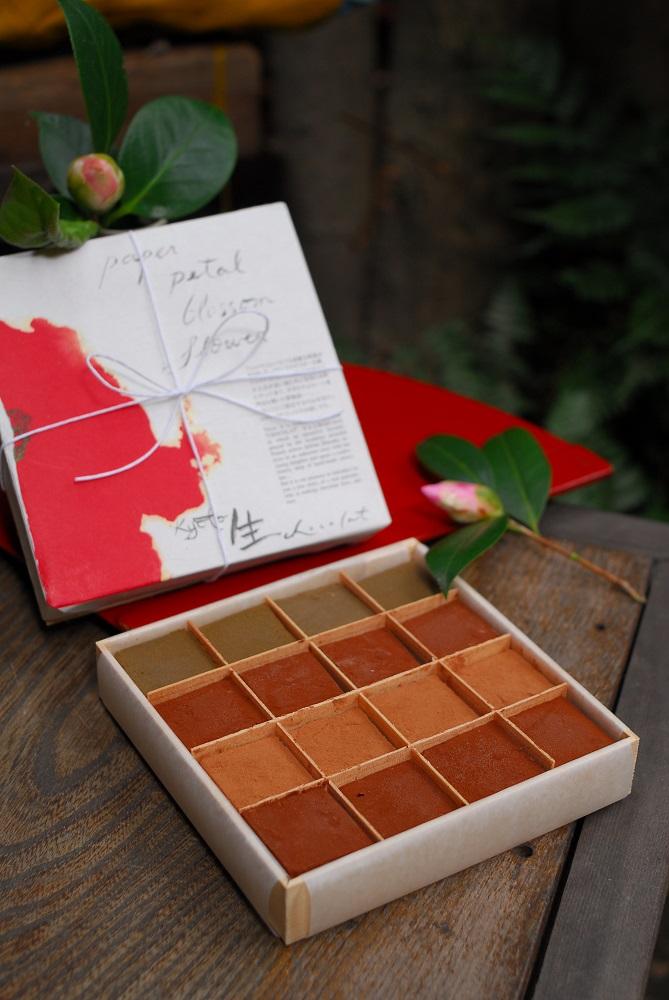 京菓子12月曆/京都/甜點推薦/和菓子/必買伴手禮/生チョコレート
