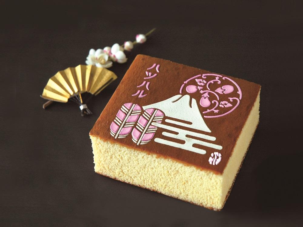京菓子12月曆/京都/甜點推薦/和菓子/必買伴手禮/然花抄院 ハツハルノ図