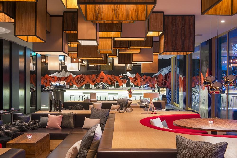 W Hotel Verbier/瑞士/絕景飯店/滑雪度假勝地/時尚