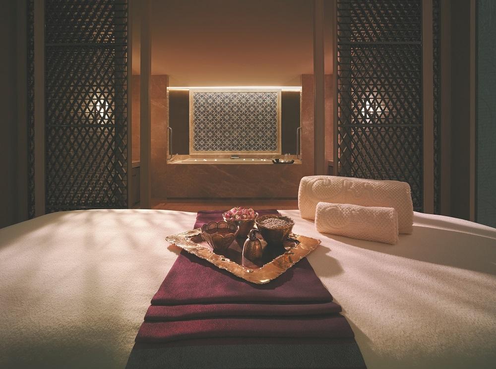 Shangri-la Bosphorus/土耳其/伊斯坦堡/浴室/寶格麗沐浴用品
