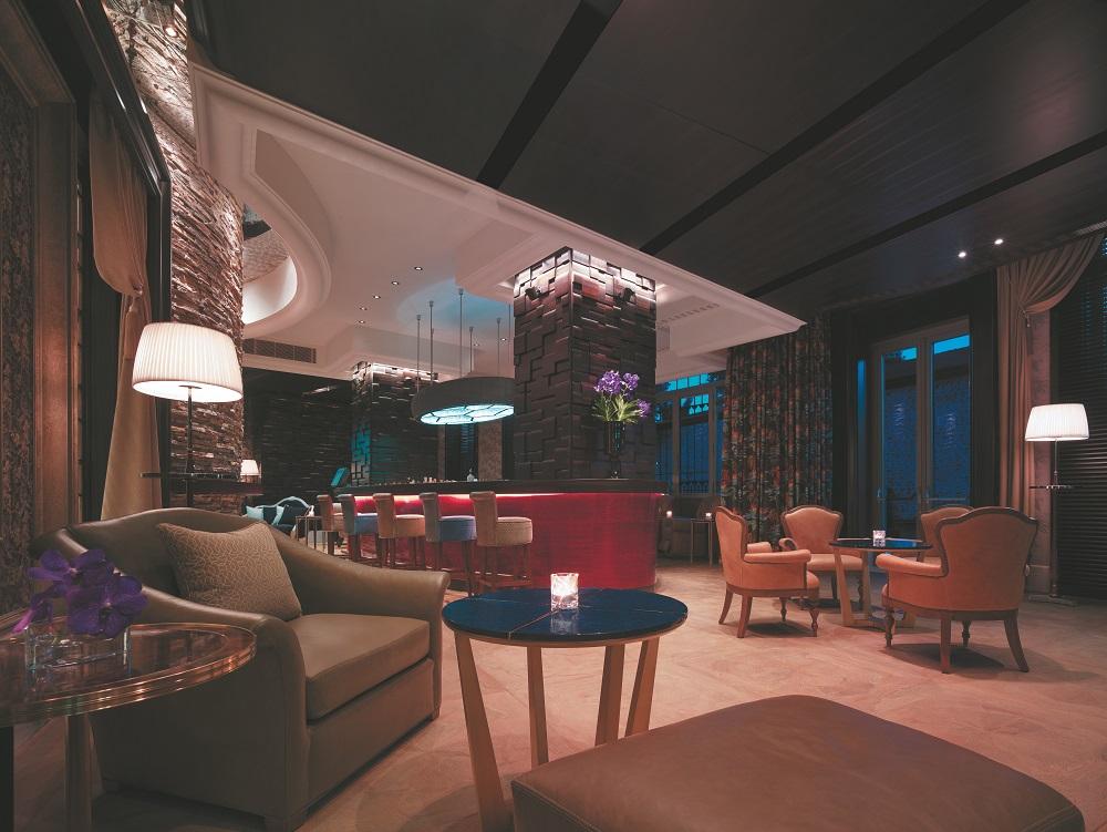 Shangri-la Bosphorus/土耳其/伊斯坦堡/餐廳/吧檯