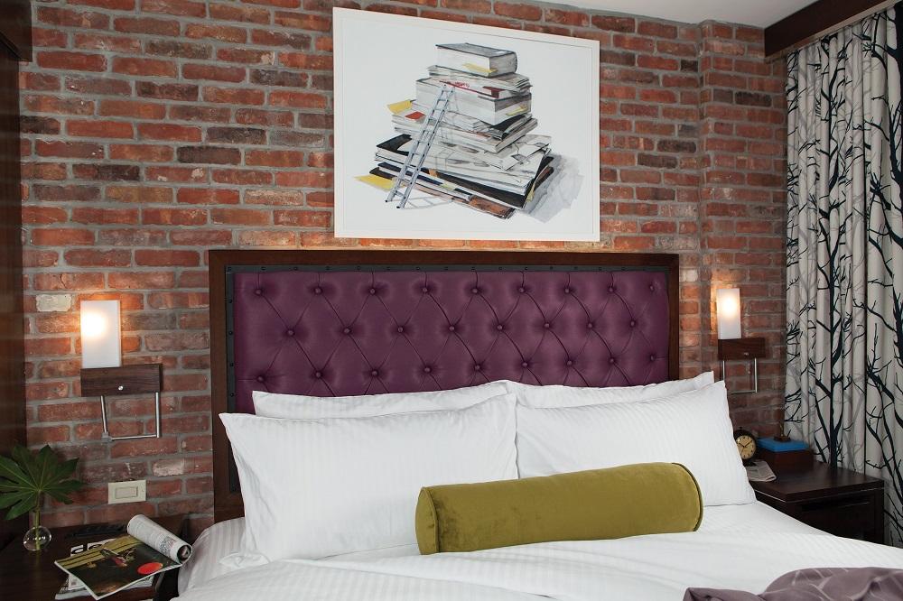 Archer Hotel New York/曼哈頓/紐約/工業風/客房
