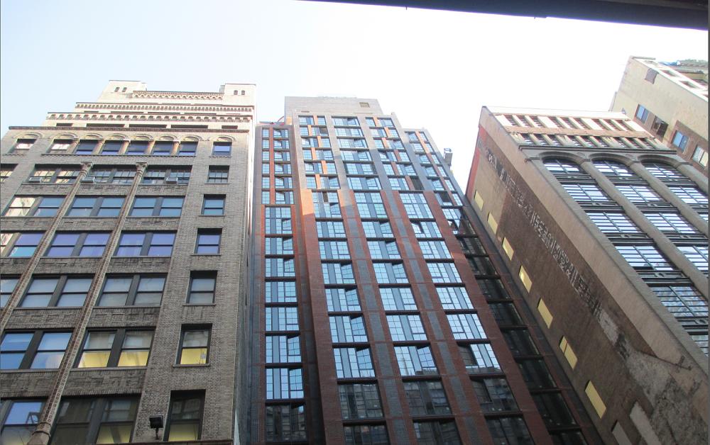 Archer Hotel New York/曼哈頓/紐約/工業風/現代都會大樓