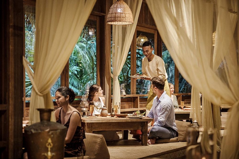 The Datai Langkawi/馬來西亞/熱帶雨林/美食/傳統服飾