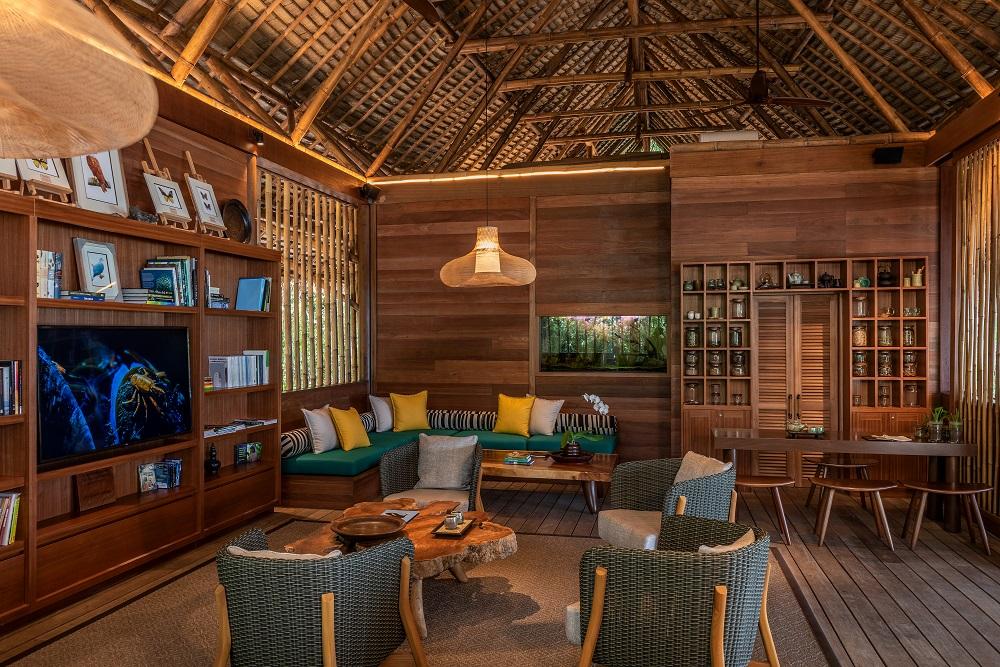 The Datai Langkawi/馬來西亞/熱帶雨林/木質建材與家具/高腳樹屋
