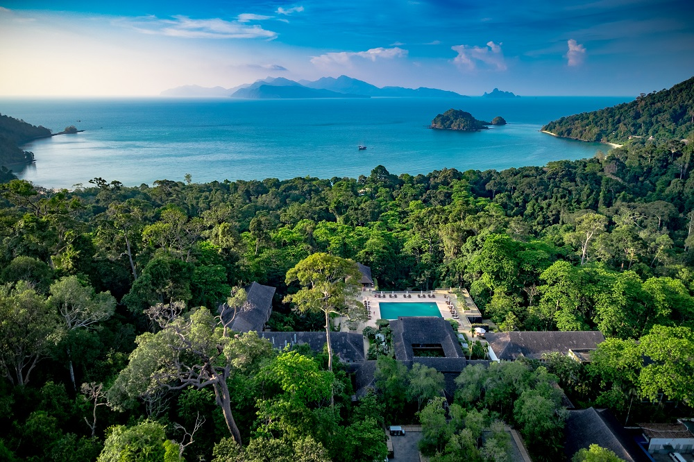 The Datai Langkawi/馬來西亞/熱帶雨林/生態度假村/森林/海島