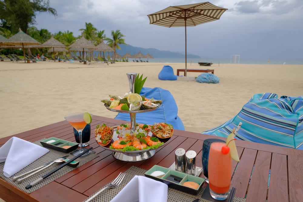 美溪海灘/Pullman Danang/Azure Beach Lounge/峴港/越南/旅遊/海鮮