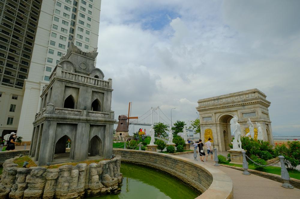 世界奇觀公園/Danang Golden Bay/峴港/越南/旅遊/IG打卡