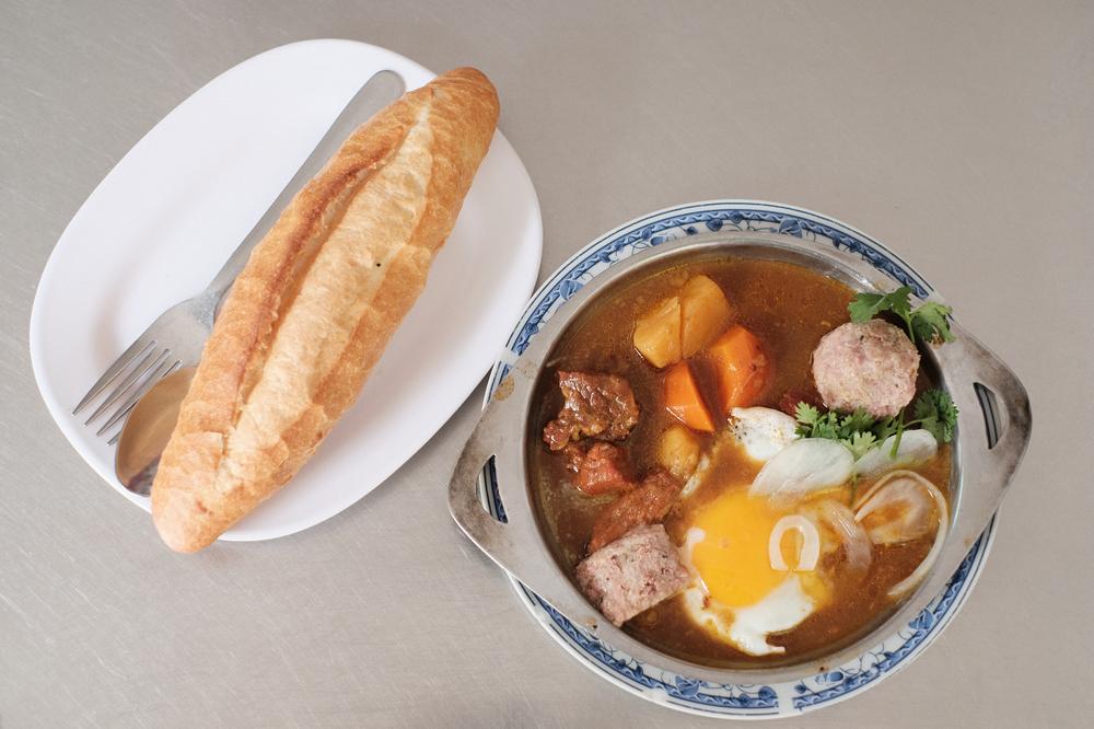 Bò Né Minh Trang/峴港/越南/美食/在地小吃/越式燉牛肉