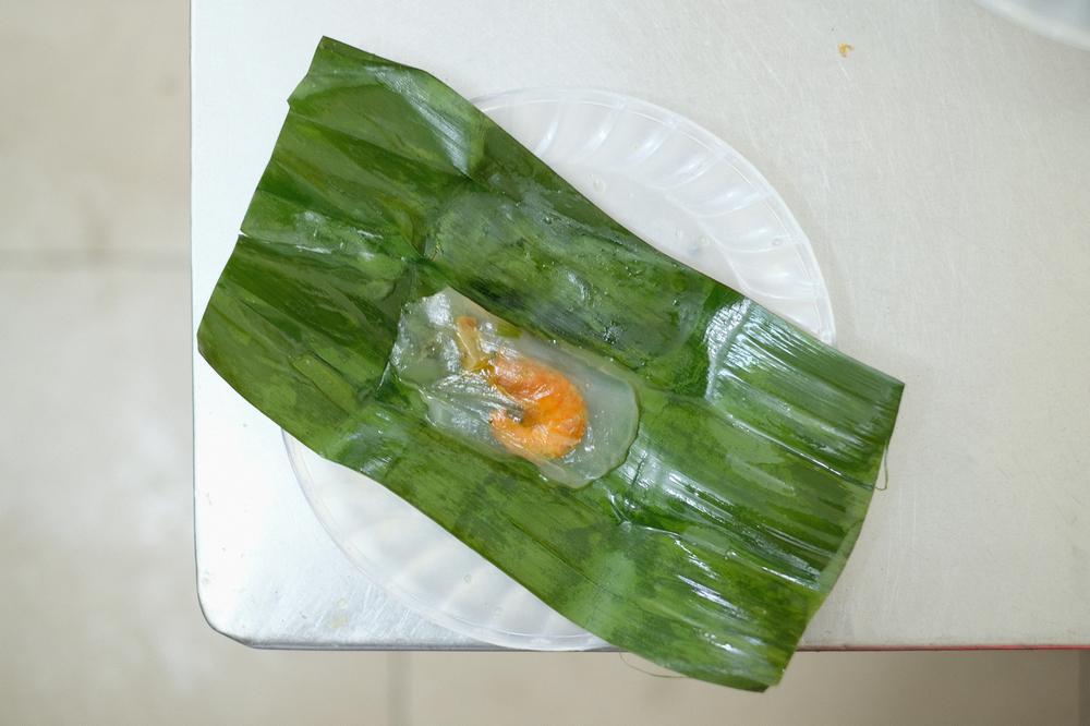Quán Tâm/峴港/越南/美食/在地小吃/水晶蝦