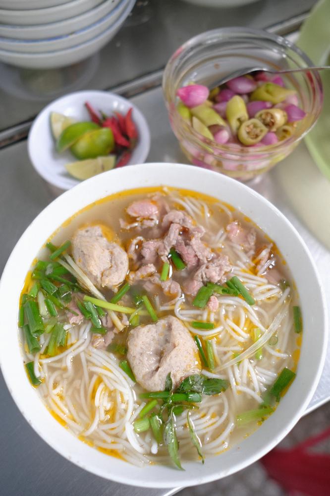 Bún Bò Bà Thương/峴港/越南/美食/在地小吃/牛肉米線