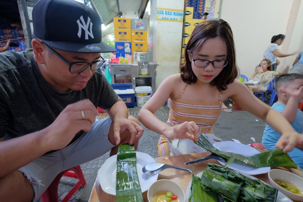 峴港美食導覽/Danang Food Tour/峴港/越南/美食/浮萍粿