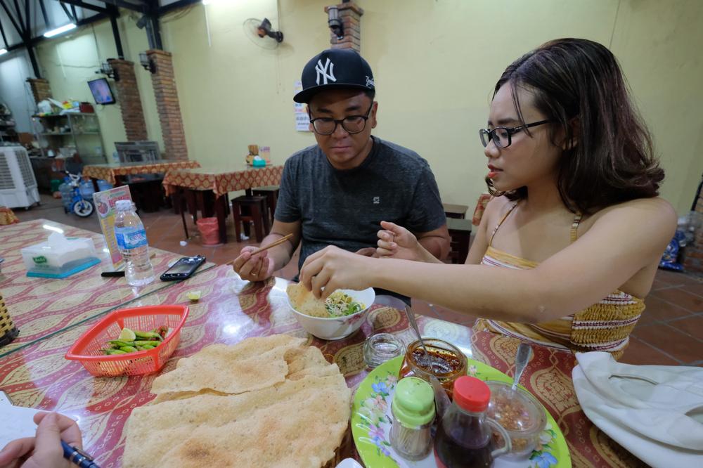 峴港美食導覽/Danang Food Tour/峴港/越南/美食/廣南麵
