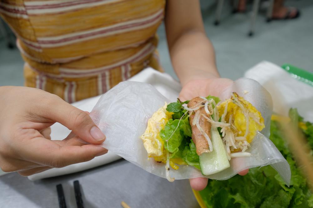 峴港美食導覽/Danang Food Tour/峴港/越南/美食/越式煎餅