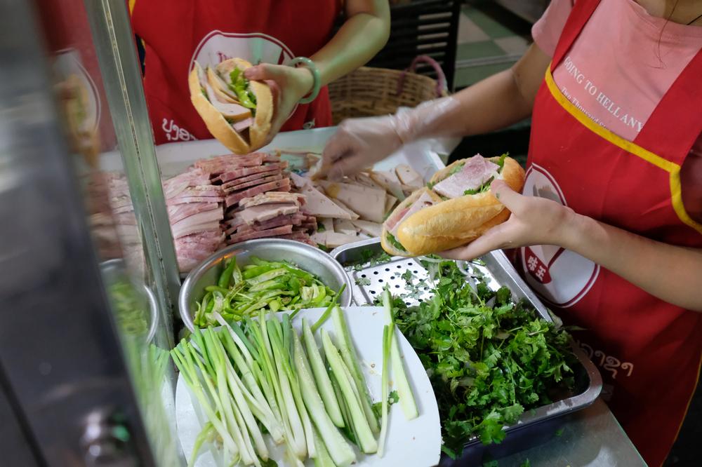 峴港美食導覽/Danang Food Tour/峴港/越南/美食/越式法國三明治