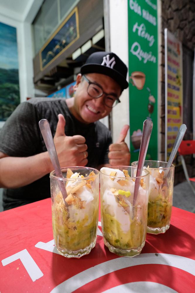 峴港美食導覽/Danang Food Tour/峴港/越南/美食/酪梨冰淇淋
