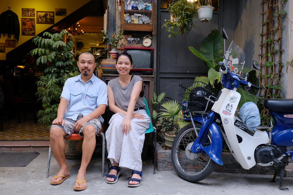 NAM House/峴港/越南/美食/老屋咖啡館/打卡/老闆