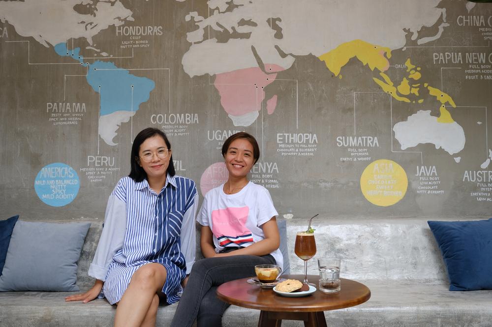 The Hideout cafe/峴港/越南/美食/越式咖啡/咖啡地圖
