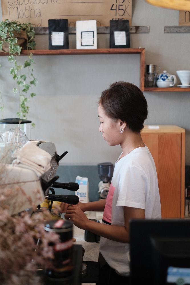 The Hideout cafe/峴港/越南/美食/越式咖啡/早午餐/大叻