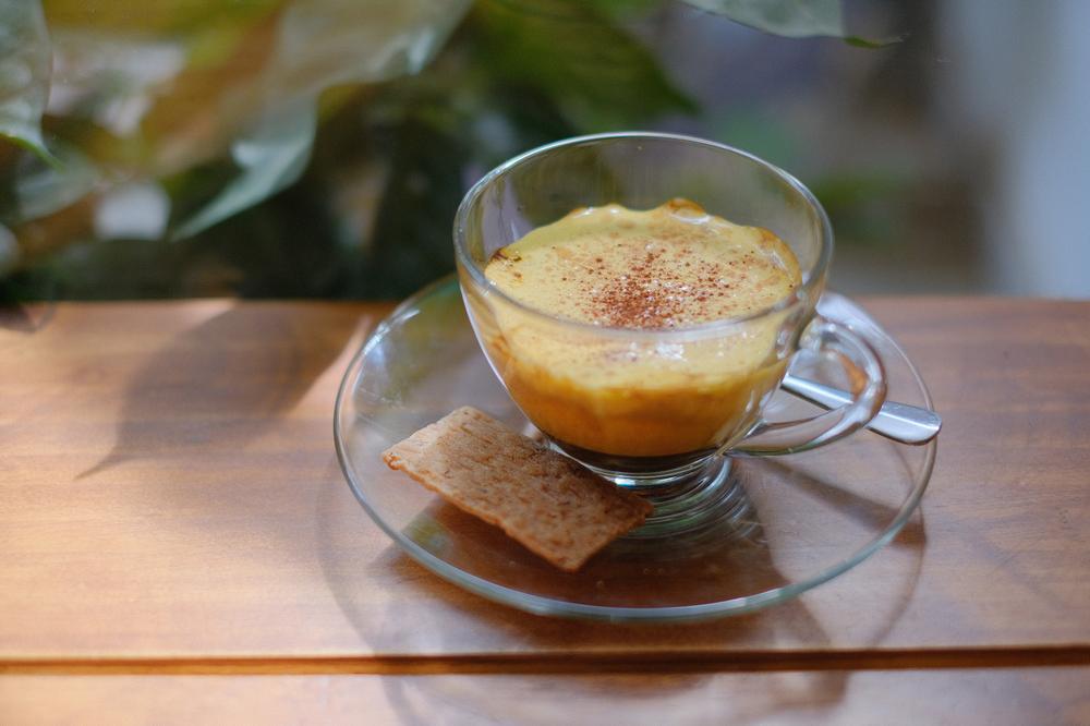 The Hideout cafe/峴港/越南/美食/越式咖啡/早午餐/蛋咖啡