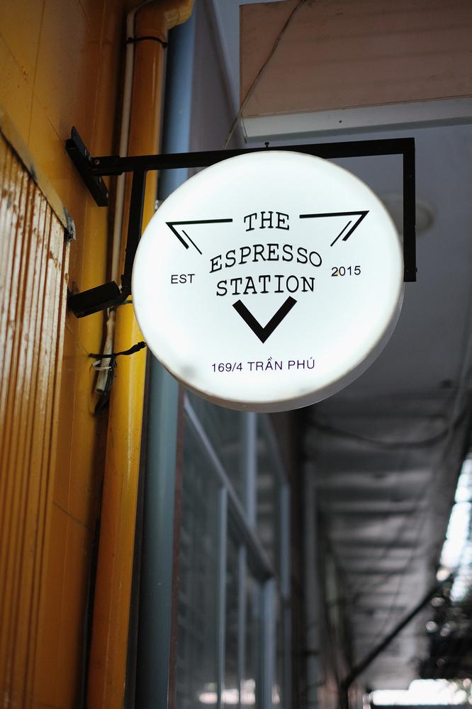 The Espresso Station/峴港/越南/美食/自家烘焙咖啡/越式咖啡/招牌