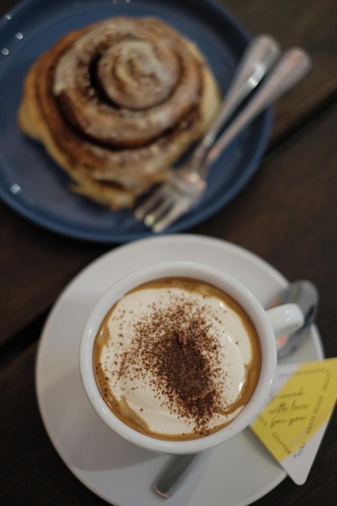 The Espresso Station/峴港/越南/美食/自家烘焙咖啡/越式咖啡/蛋咖啡