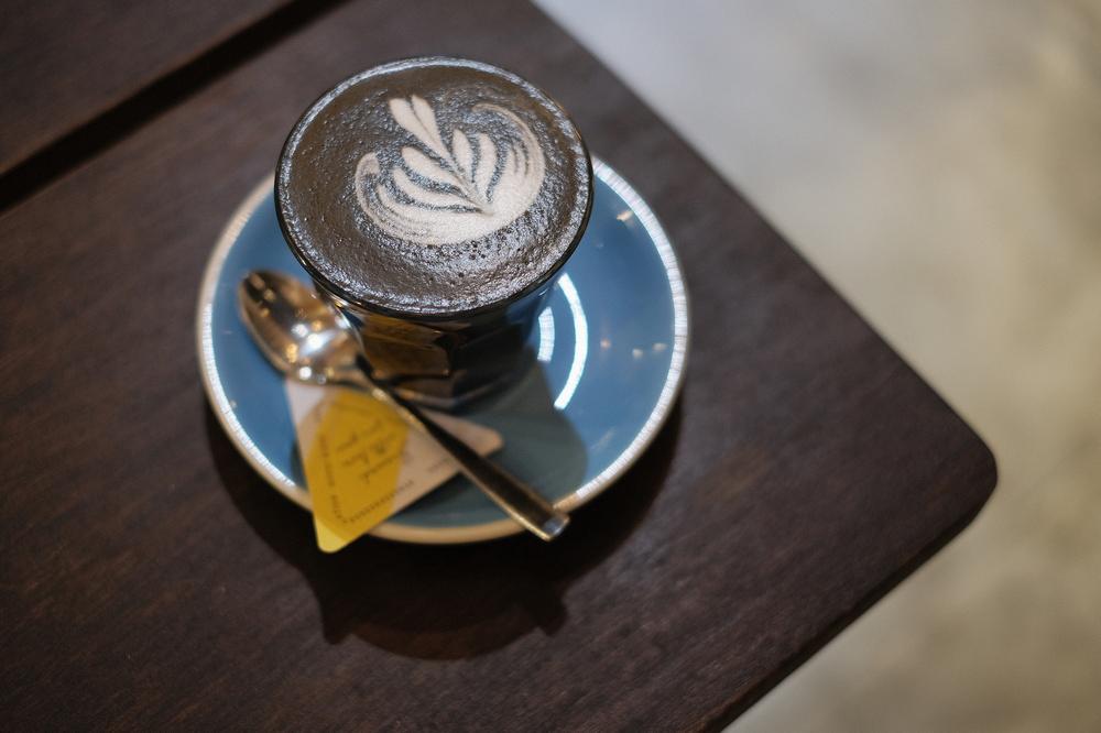 The Espresso Station/峴港/越南/美食/自家烘焙咖啡/越式咖啡/黑拿鐵