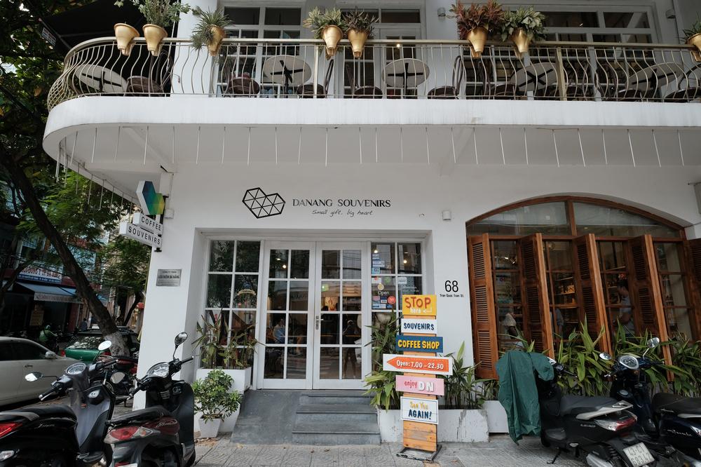 Danang Souvenirs/峴港/越南/設計小物/越南製造/紀念品咖啡館