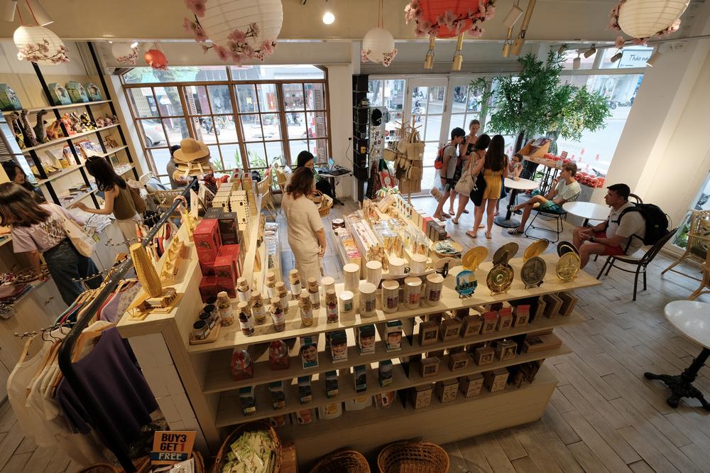 Danang Souvenirs/峴港/越南/設計小物/越南製造/店內空間