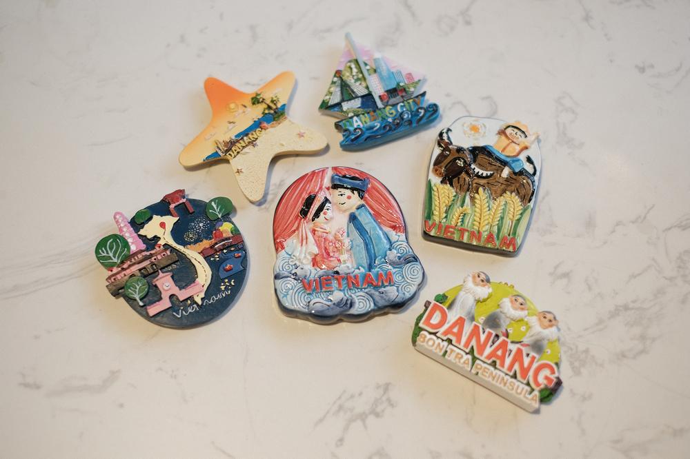 Danang Souvenirs/峴港/越南/設計小物/越南製造/磁鐵