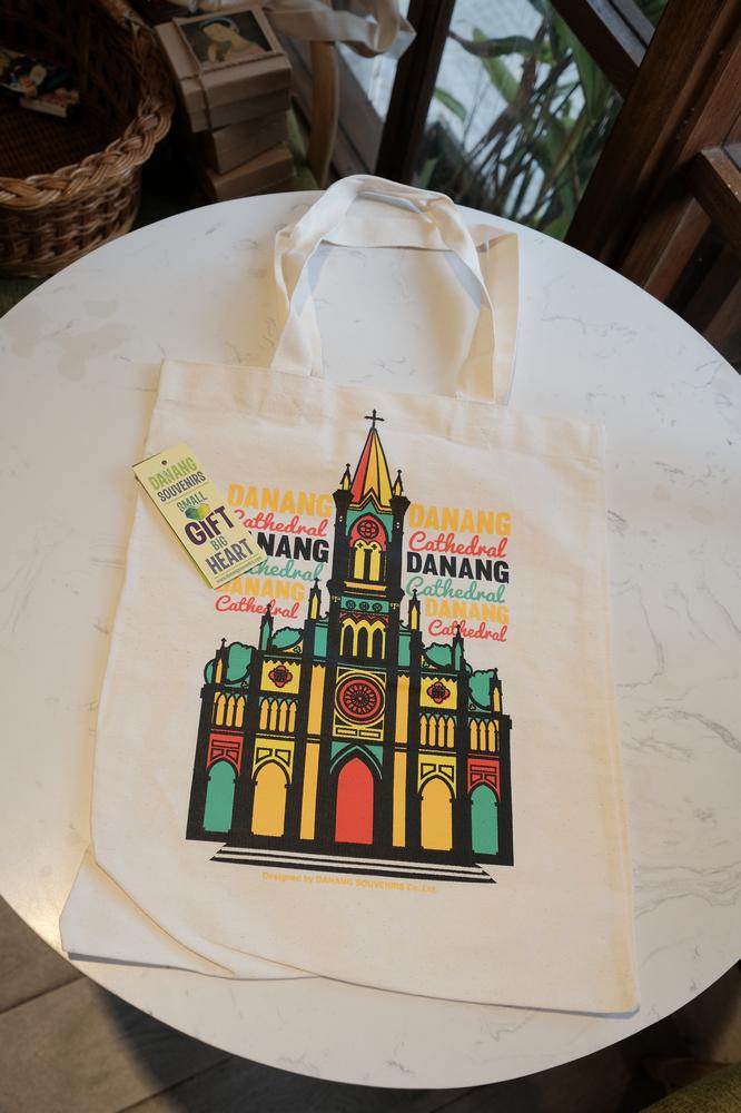 Danang Souvenirs/峴港/越南/設計小物/越南製造/帆布袋