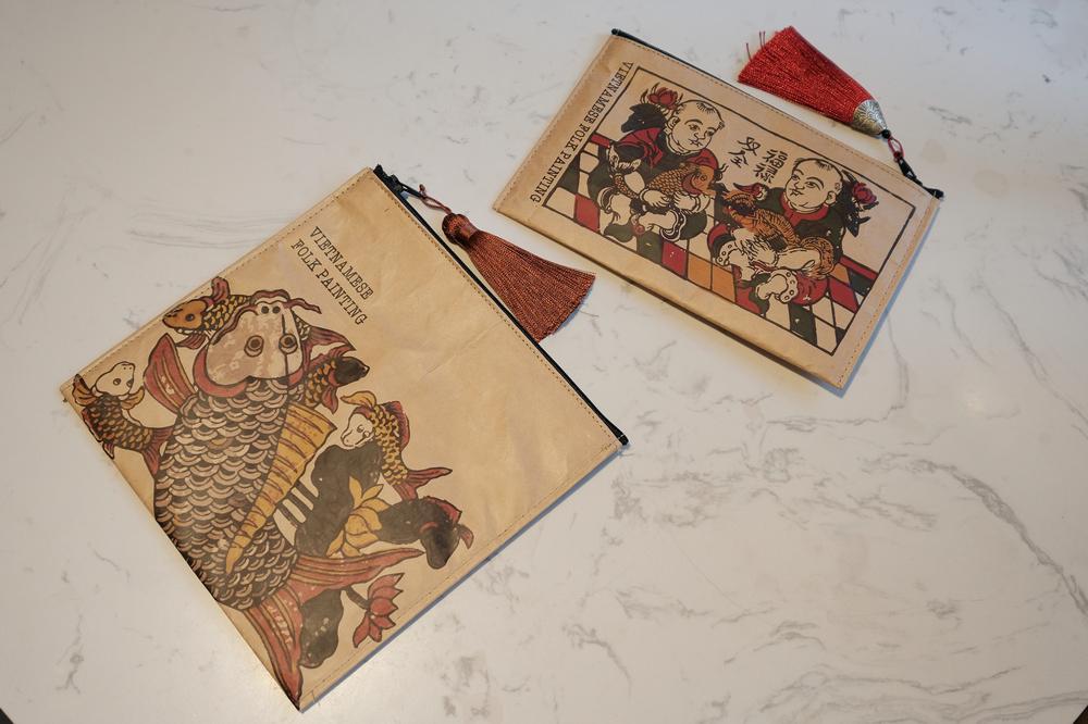 Danang Souvenirs/峴港/越南/設計小物/越南製造/紙錢包