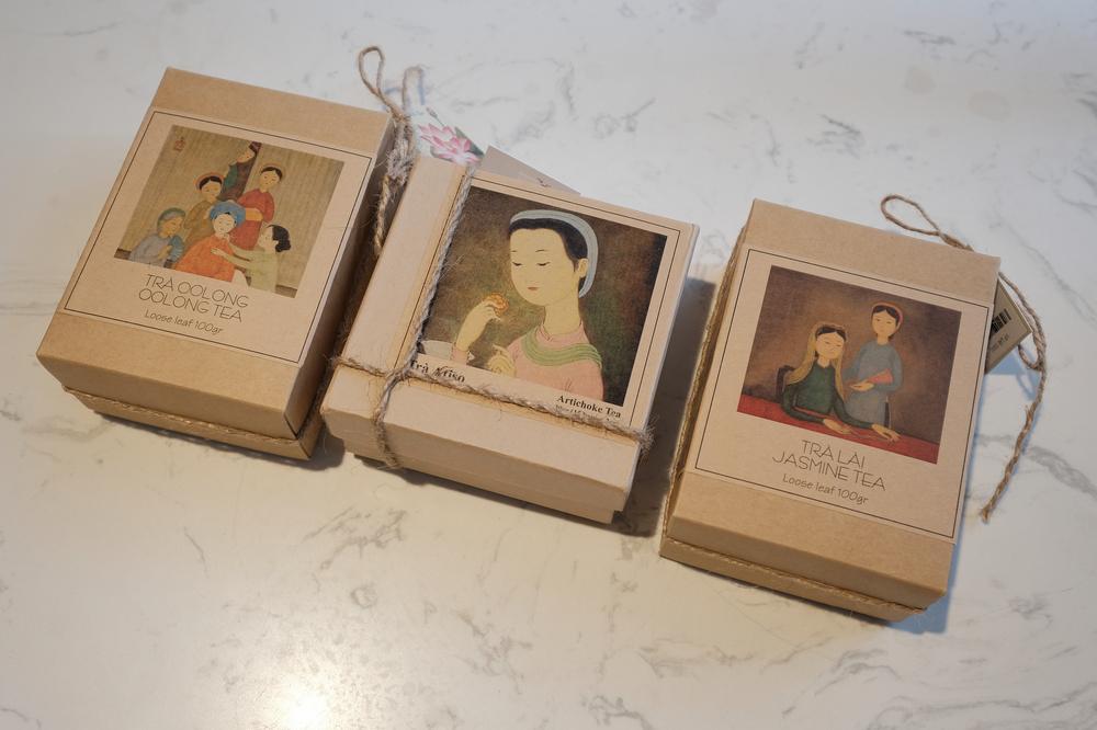 Danang Souvenirs/峴港/越南/設計小物/越南製造/越南茶葉
