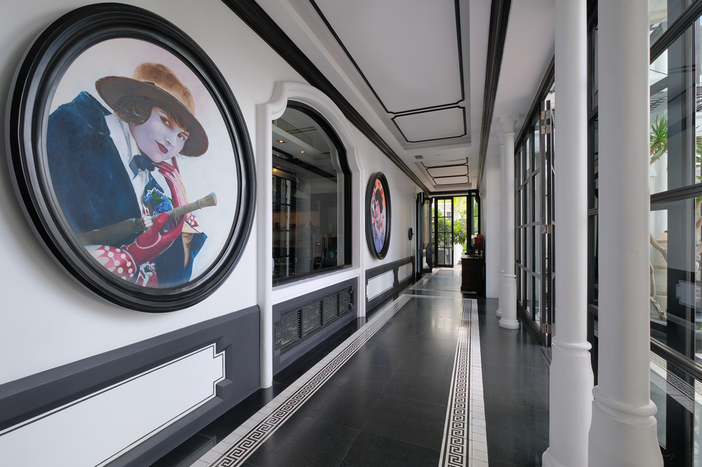 La Maison 1888/峴港/越南/美食推薦/Bill Bensley/建築設計