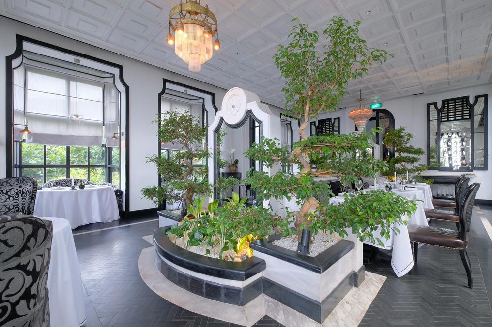 La Maison 1888/峴港/越南/美食推薦/La Veranda/主餐廳